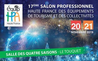 Salon EQUIP'HPA du Touquet