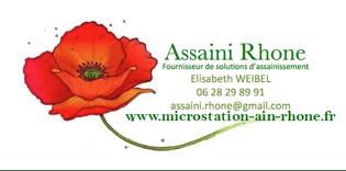 logo Assaini Rhone